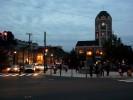 小樽の街、ルタオ前です。