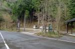 板井原集落駐車場