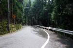 板井原への道
