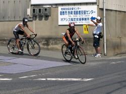 倉敷国際トライアスロンバイク