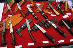 佐治武士さんの和式ナイフ