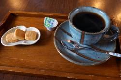 五箇山 カフェ「掌(てのひら)」