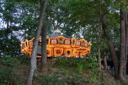 萌木の村 森のメリーゴーランド