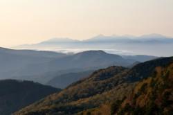 美ヶ原高原の朝