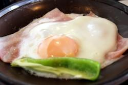 山本小屋朝食