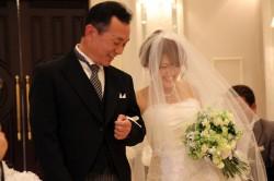 次女の結婚式
