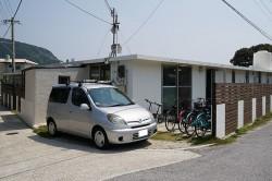 阿嘉島のペンションLagoon315