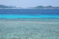 阿嘉島ニシ浜