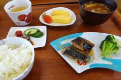 Lagoon315の朝食