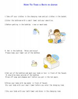 How To Take a Bath in Japan