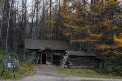北の国からロケ地~最初の家