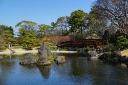 駿府城公園紅葉山庭園