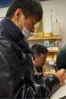 みきや海苔店の三木さん
