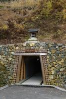 吉岡(吹屋)銅山 笹畝坑道