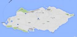 与那国島の地図