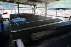 沖縄県八重山郡与那国島の製塩所 与那国海塩有限会社
