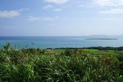 小浜島 大岳展望台からの眺め