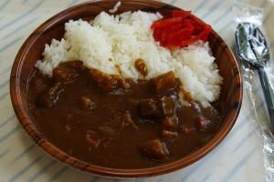 エゾ鹿肉カレー