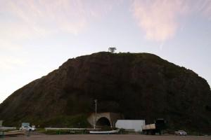 知床オロンコ岩
