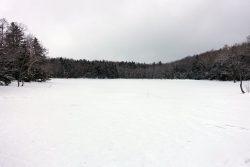 知床五湖スノーシューツアー