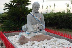 浦島太郎像