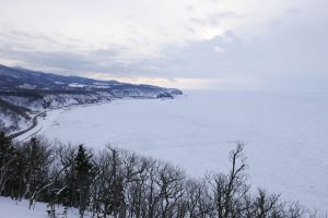 プユニ岬からの景色