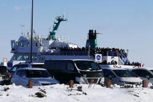 網走流氷砕氷船オーロラ号