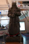 オークランド空港 ドワーフの像