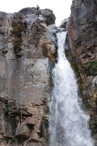 タラナキ滝