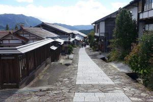 木曽・馬籠宿