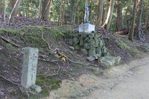 書写山圓教寺への参道