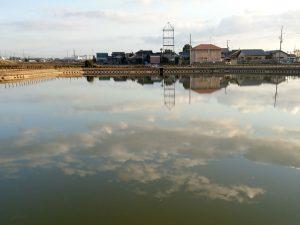 稲美町のため池