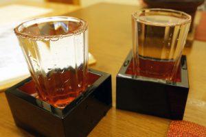 銀山温泉の宿「旅籠 いとうや」の地酒
