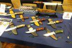 熊本鍛冶西田刃物工房の本鍛造ナイフ
