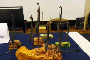熊本鍛冶西田刃物工房の本焼きペーパーナイフ