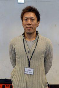 熊本鍛冶西田大祐さん