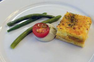 テカポ ペッパーズ・ブルーウォーター・リゾートのディナー