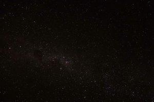 ニュージーランド・テカポの星空