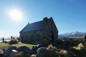テカポ 善き羊飼いの教会