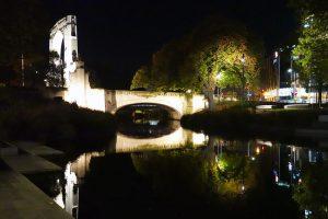 エイボン川と追憶の橋