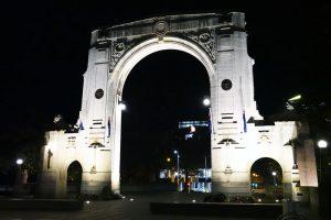 クライストチャーチ 追憶の橋