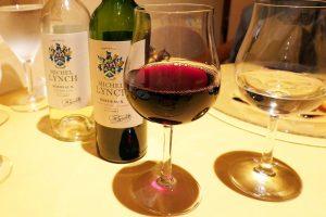 オーベルジュ 銀のテラスの夕食 ワイン