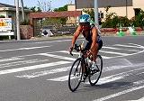 田山選手のバイク