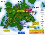 アイアンマンジャパンコース図
